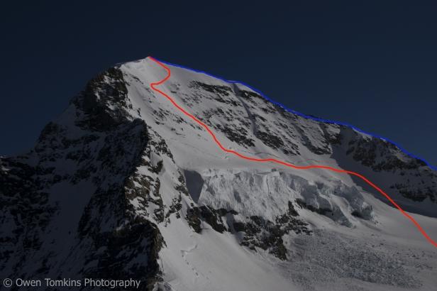 Monch route