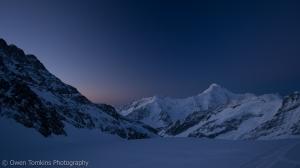 Aletschorn Dawn